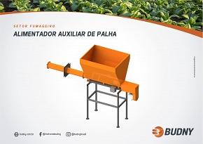 ALIMENTADOR AUXILIAR DE PALHA